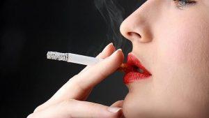 efectos negativos del tabaco